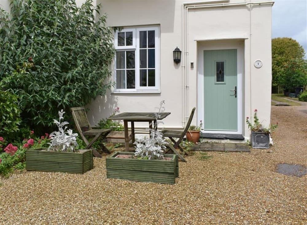 Charming holiday home at 1 Albury Cottage in Charmouth, Dorset