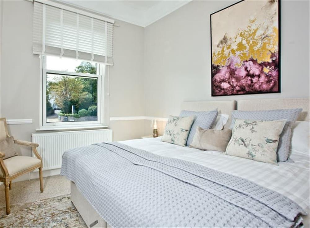 Gorgeous double bedded room