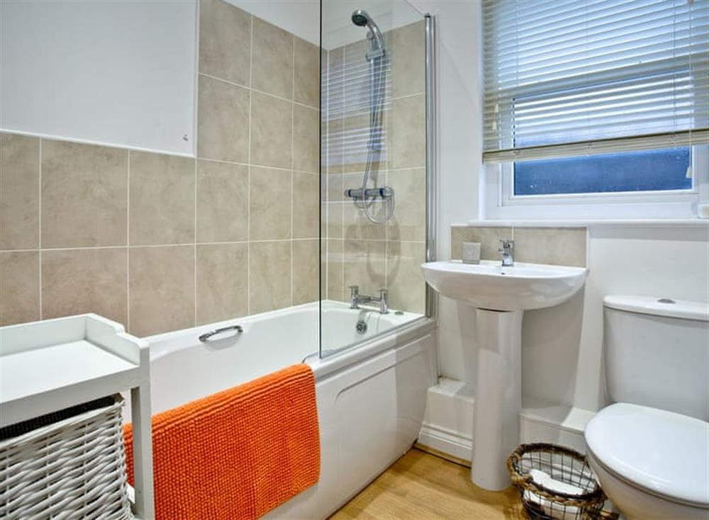 Bathroom at 1 Captains Rest in , Brixham