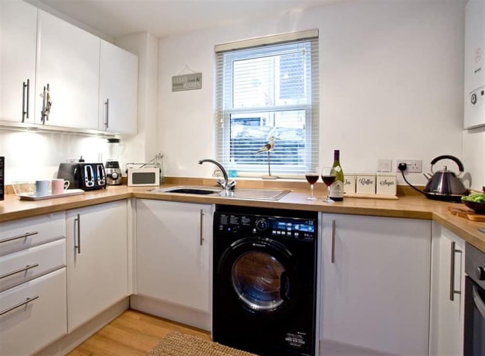 Kitchen at 1 Captains Rest in , Brixham