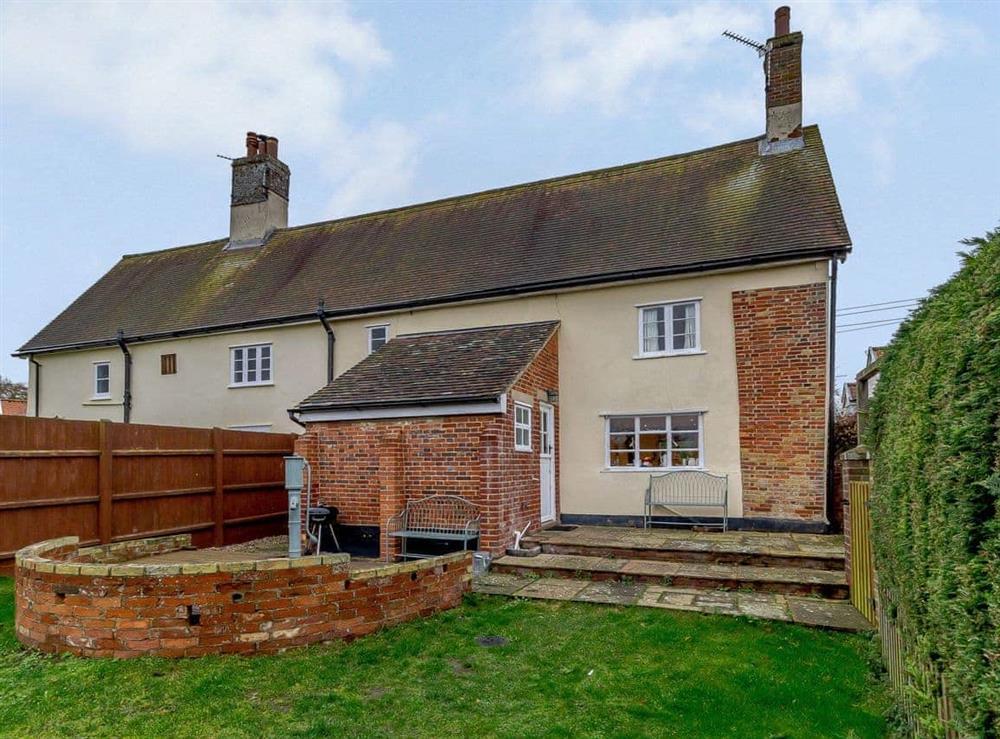 Exterior at 1 Church Farm in Blythburgh, Suffolk