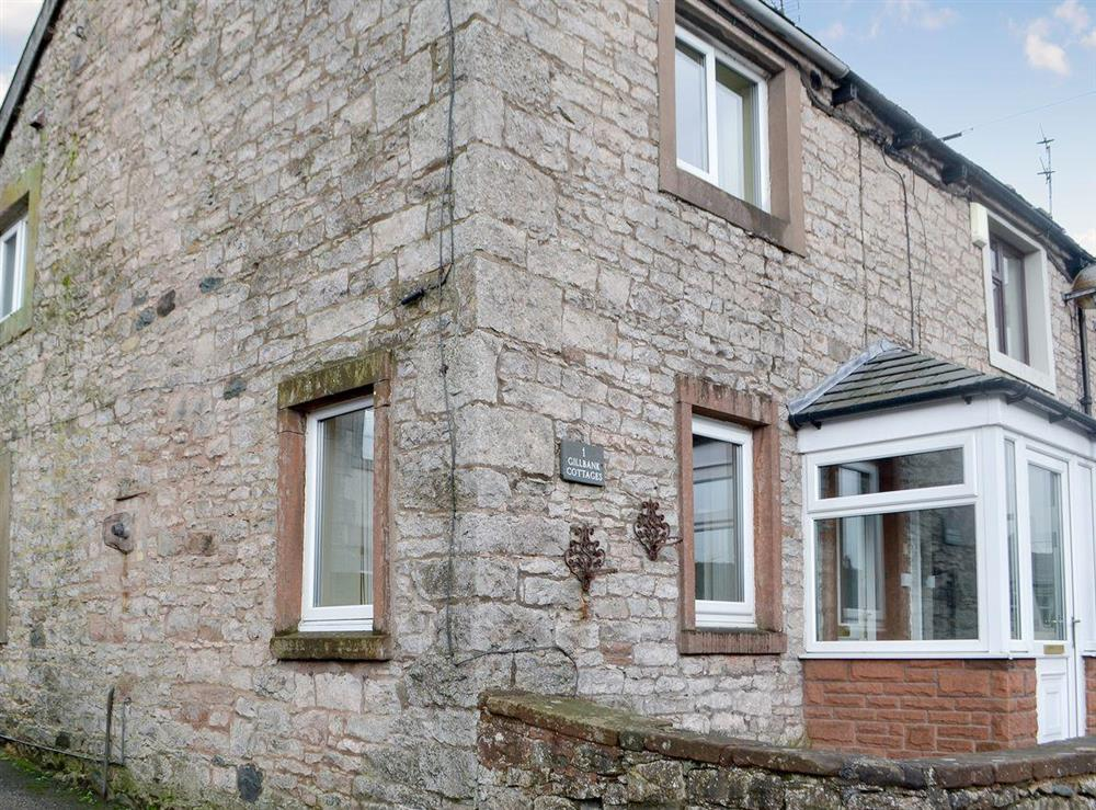 Well presented and comfortable end-terrace cottage at 1 Gillbank Cottages in Clifton, near Penrith, South Glamorgan