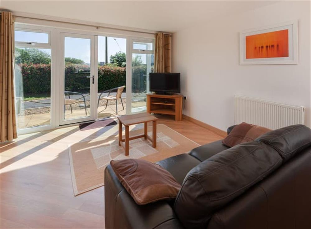 Living area at 1 Red Rock in , Dawlish