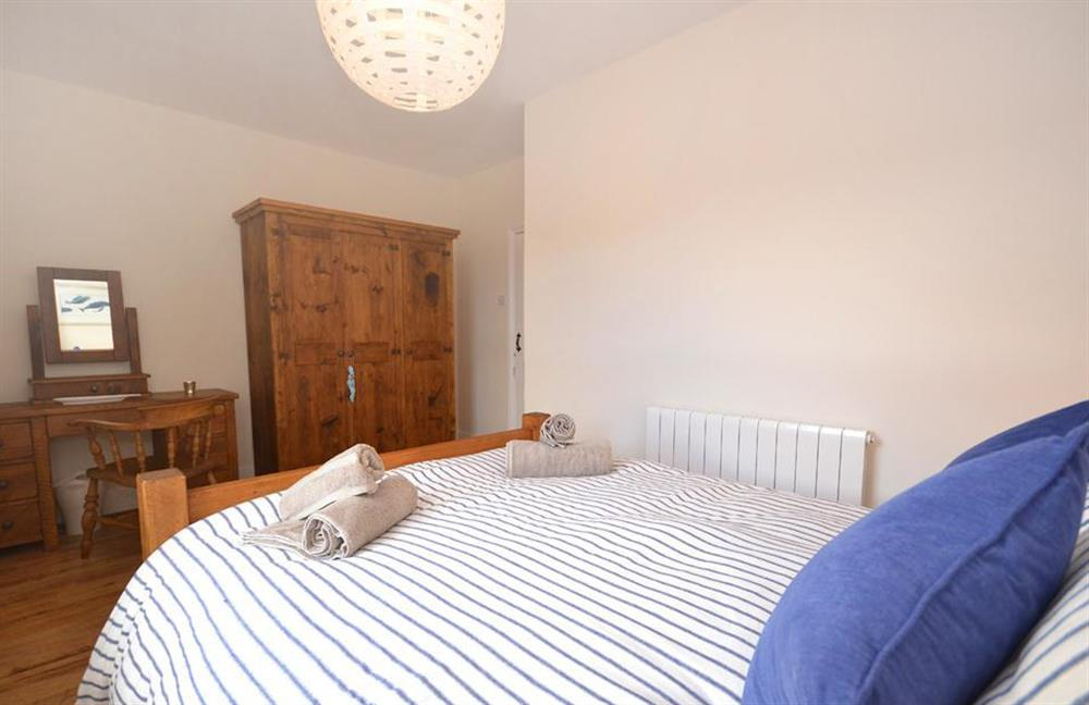 Another view of the double bedroom at 1 River View, Stoke Gabriel