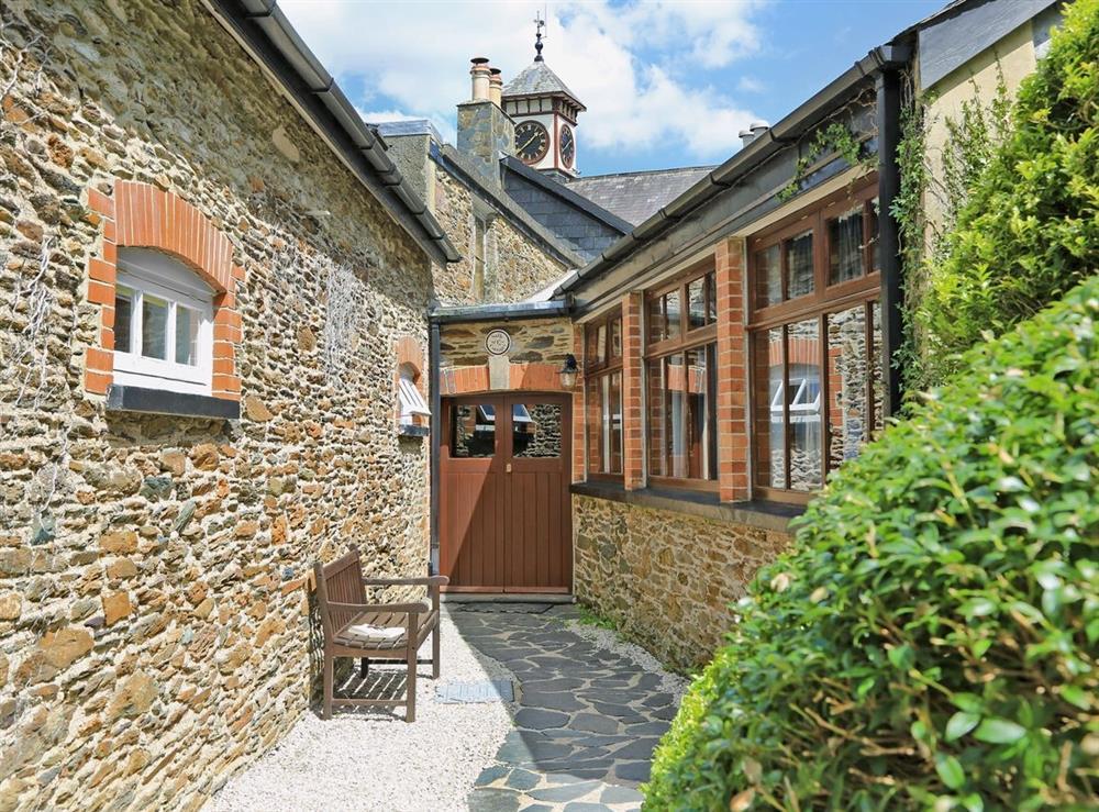 1 Salle Cottage at 1 Salle Cottage in Bow Creek, Nr Totnes, South Devon., Great Britain