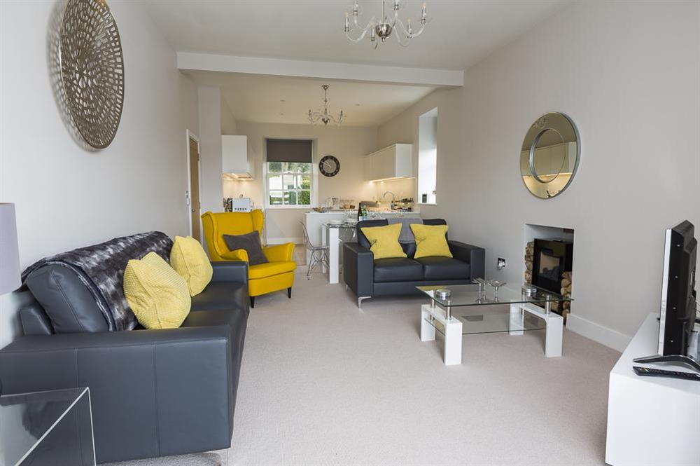 Stunning open plan living accommodation (photo 2) at 1 The Manor House, Hillfield Village in , Hillfield, Dartmouth