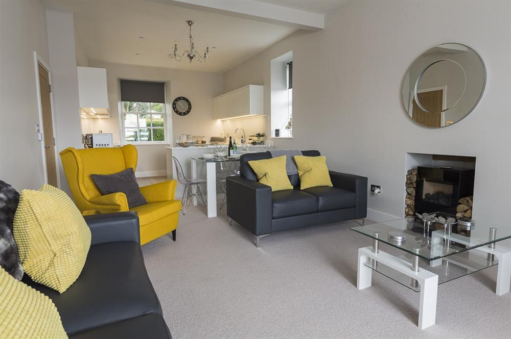 Stunning open plan living accommodation at 1 The Manor House, Hillfield Village in , Hillfield, Dartmouth