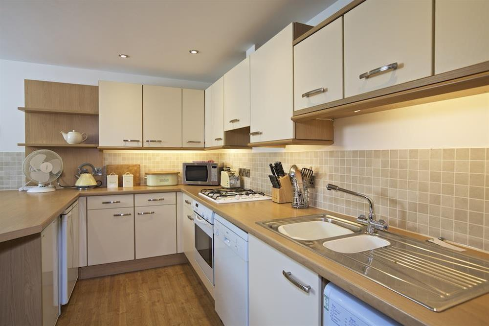 Well equipped kitchen area at 10 Dartmouth House in Mayors Avenue, Dartmouth