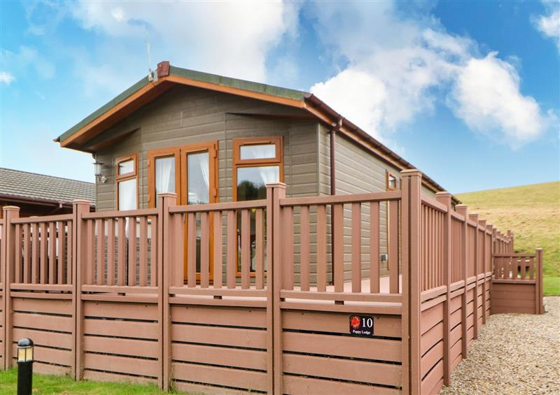 This is 10 Poppy Lodge at 10 Poppy Lodge, Tunstall near Hipswell