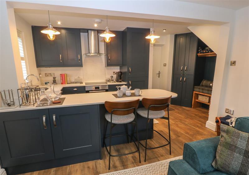 Kitchen at 126 Main Street, Cononley