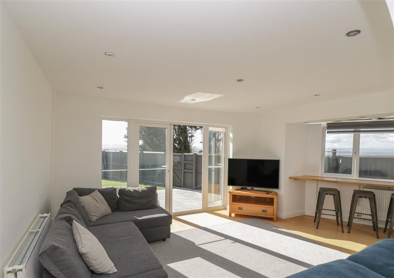 This is the living room at 15 Heol Eryr Mor, Barry