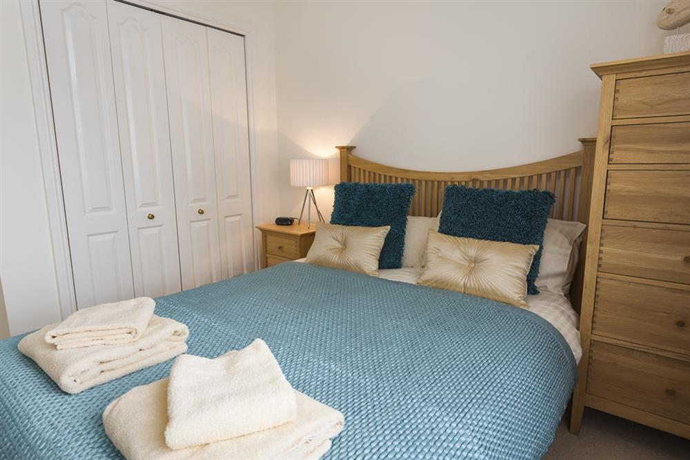 Good sized bedroom with double bed with views across to the river (photo 2) at 16 Dartmouth House in , Dartmouth