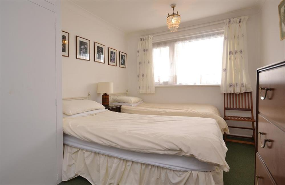 The main bedroom at 1B Mayflower Court, Dartmouth