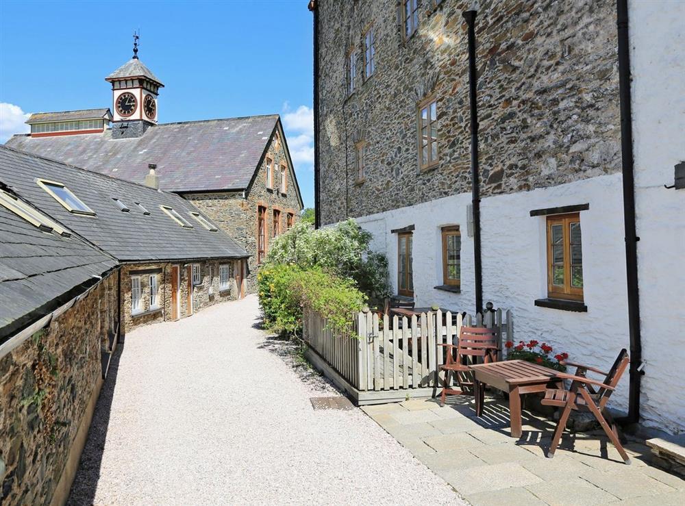 2 Castle Cottage at 2 Castle Cottage in Bow Creek, Nr Totnes, South Devon., Great Britain