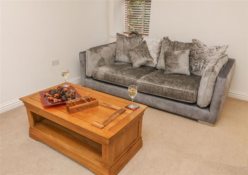 Enjoy the living room at 2 Eden Lodge, Kirkby Stephen