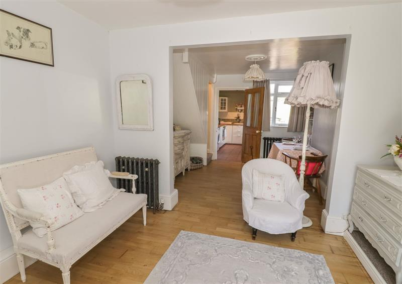 This is the bedroom at 2 Heydons Terrace, Farnborough near Banbury