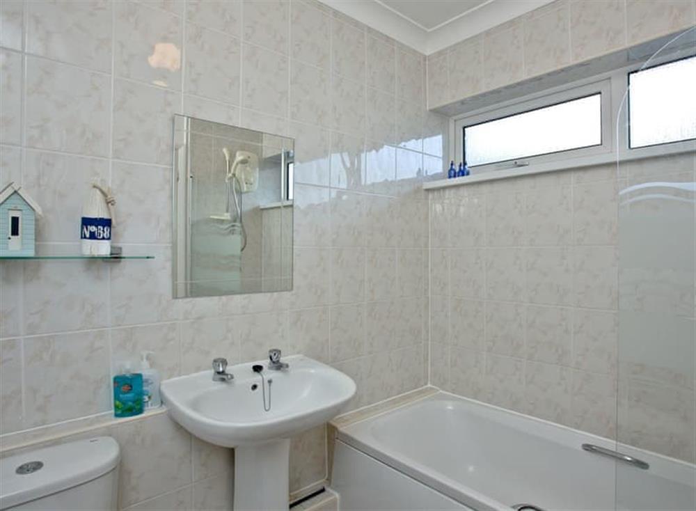 Bathroom at 2 Linden Court in , Brixham