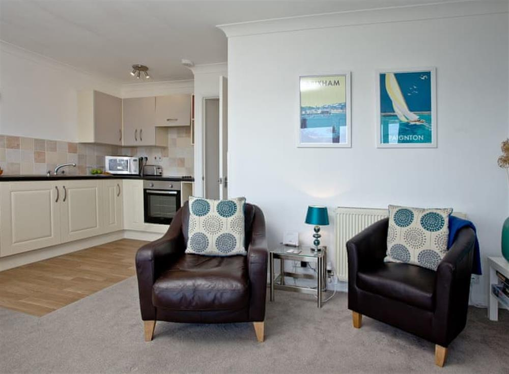 Open plan living space (photo 4) at 2 Linden Court in , Brixham