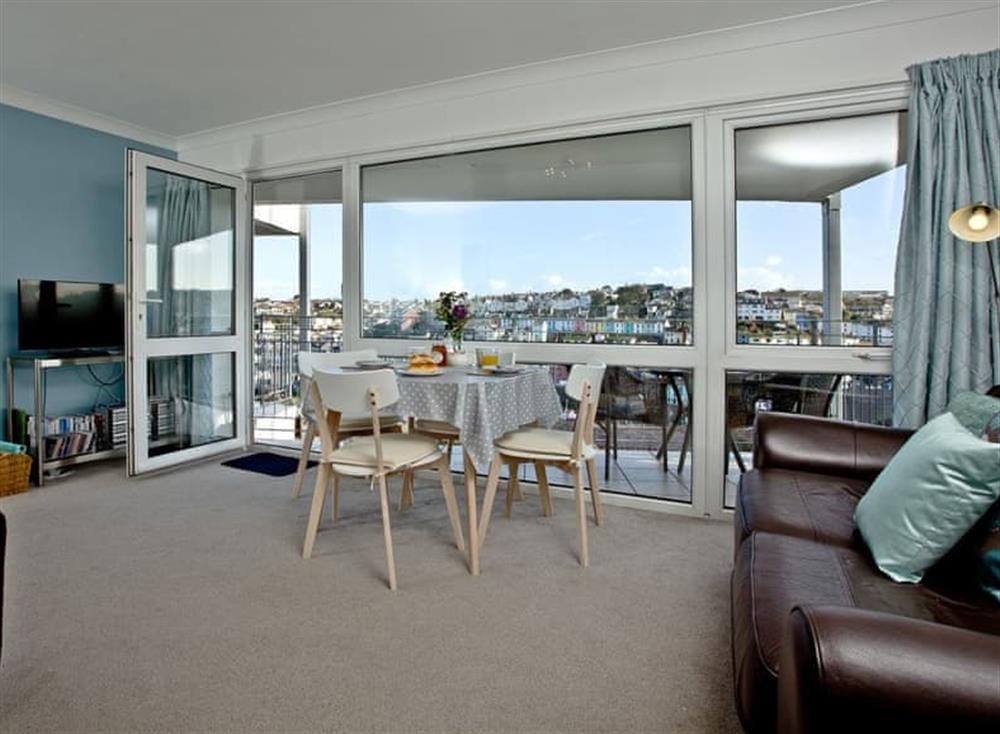 Open plan living space at 2 Linden Court in , Brixham