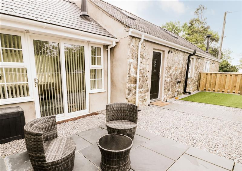 This is 2 Mountain View at 2 Mountain View, Talwrn near Llangefni