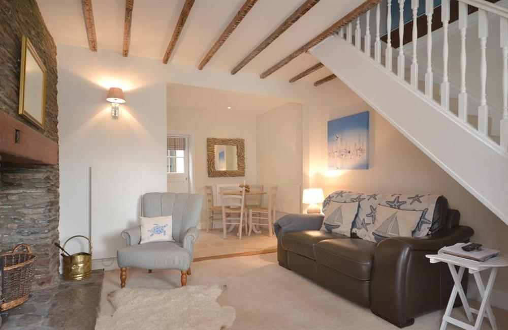 Step into this delightful retreat at 2 South View Terrace, Slapton