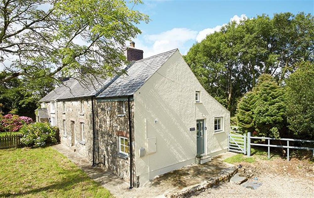 2 Tregoes Cottages at 2 Tregroes Cottage, Fishguard