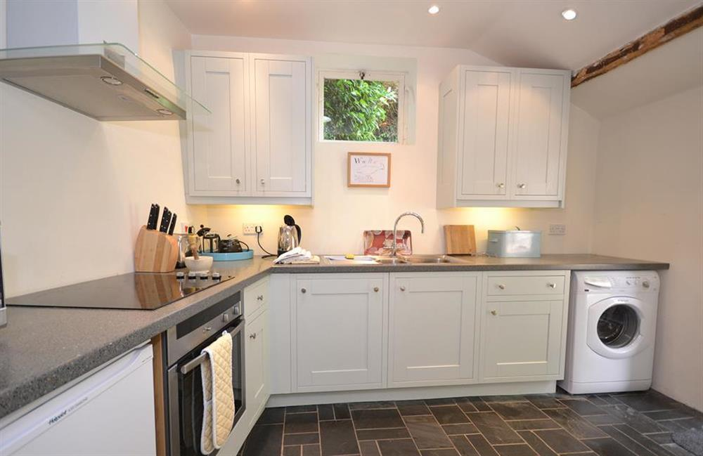 Another view of the kitchen at 2 Vale Cottage, Slapton