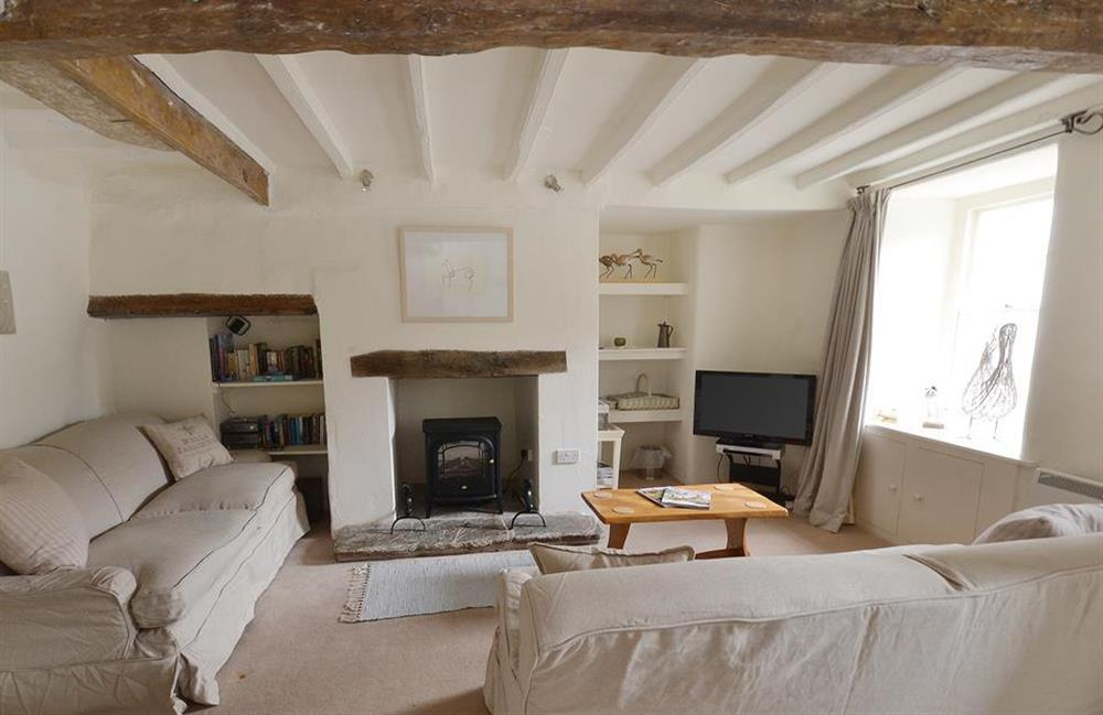 Another view of the sitting room at 2 Vale Cottage, Slapton