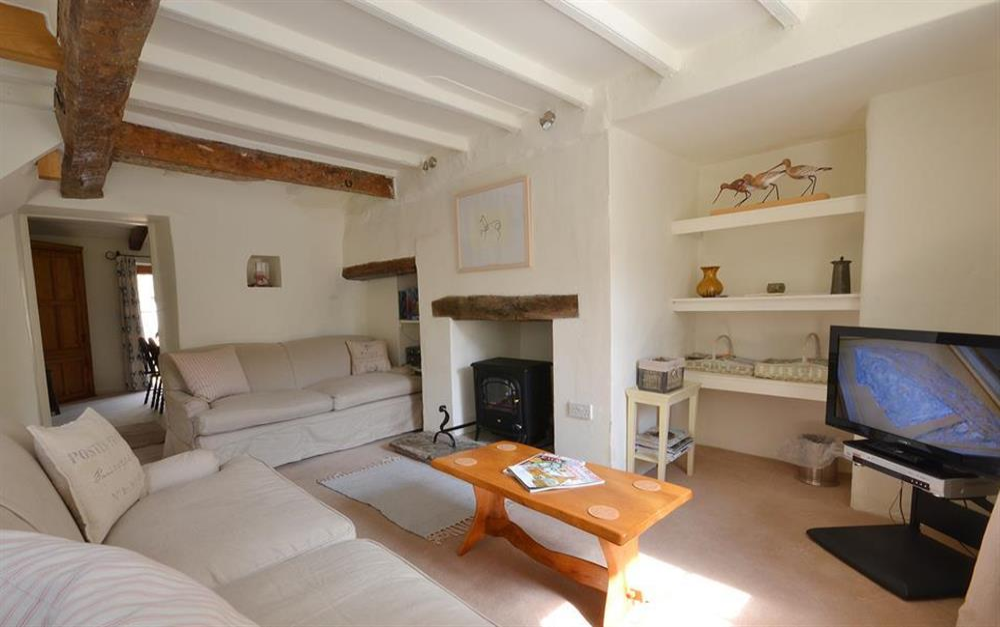 The sitting room. (photo 2) at 2 Vale Cottage, Slapton
