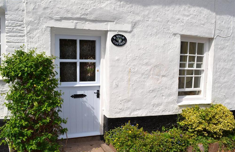 Welcome to 2 Vale Cottage at 2 Vale Cottage, Slapton
