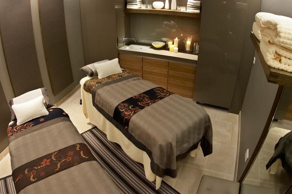 Dart Marina spa treatment room at 21 Dart Marina in Sandquay Road, Dartmouth