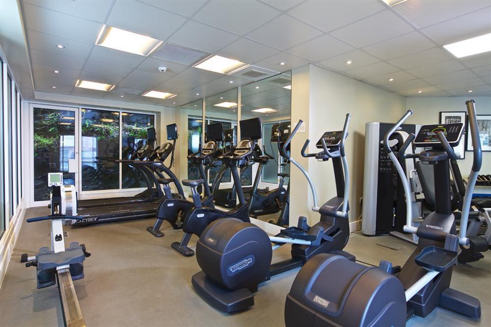The gym at Dart Marina at 21 Dart Marina in Sandquay Road, Dartmouth