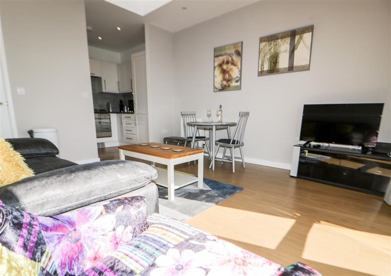 Enjoy the living room at 23 Tre Lowen, Newquay