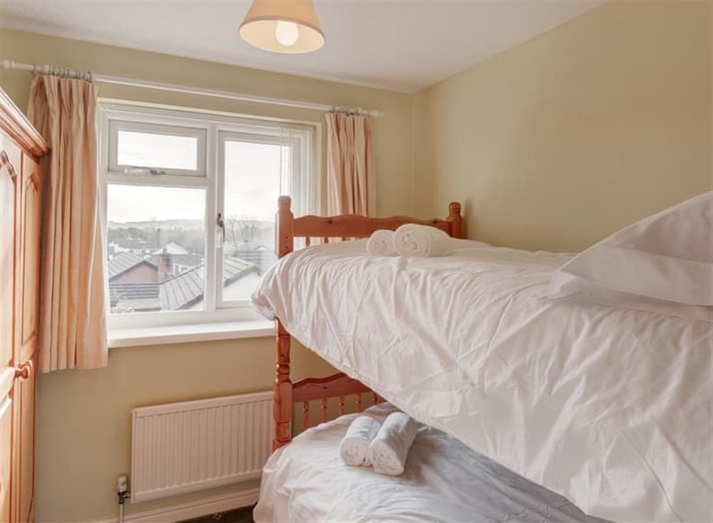Bunk bedroom at 24 Steed Close in , Paignton