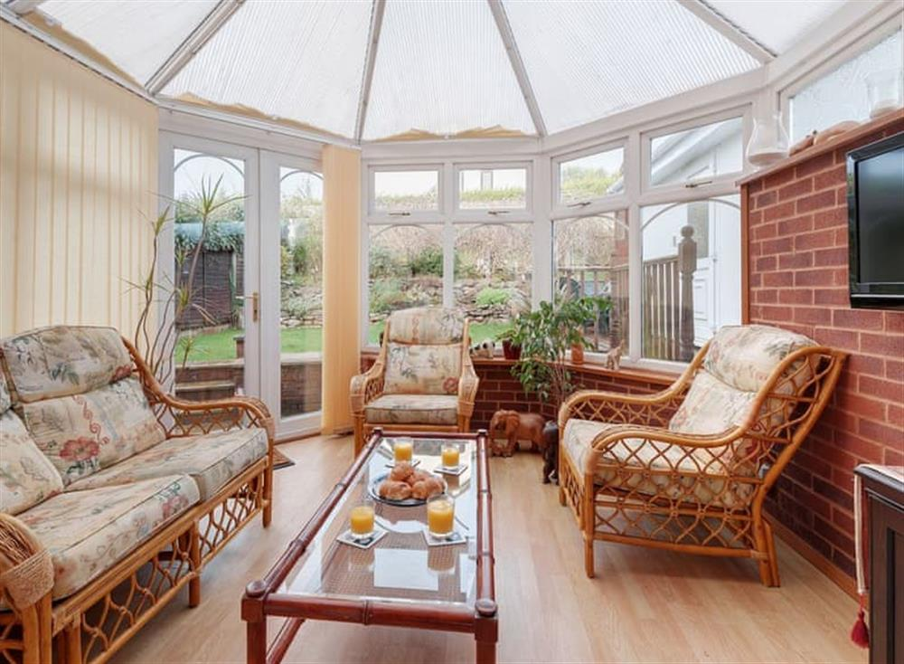 Conservatory at 24 Steed Close in , Paignton