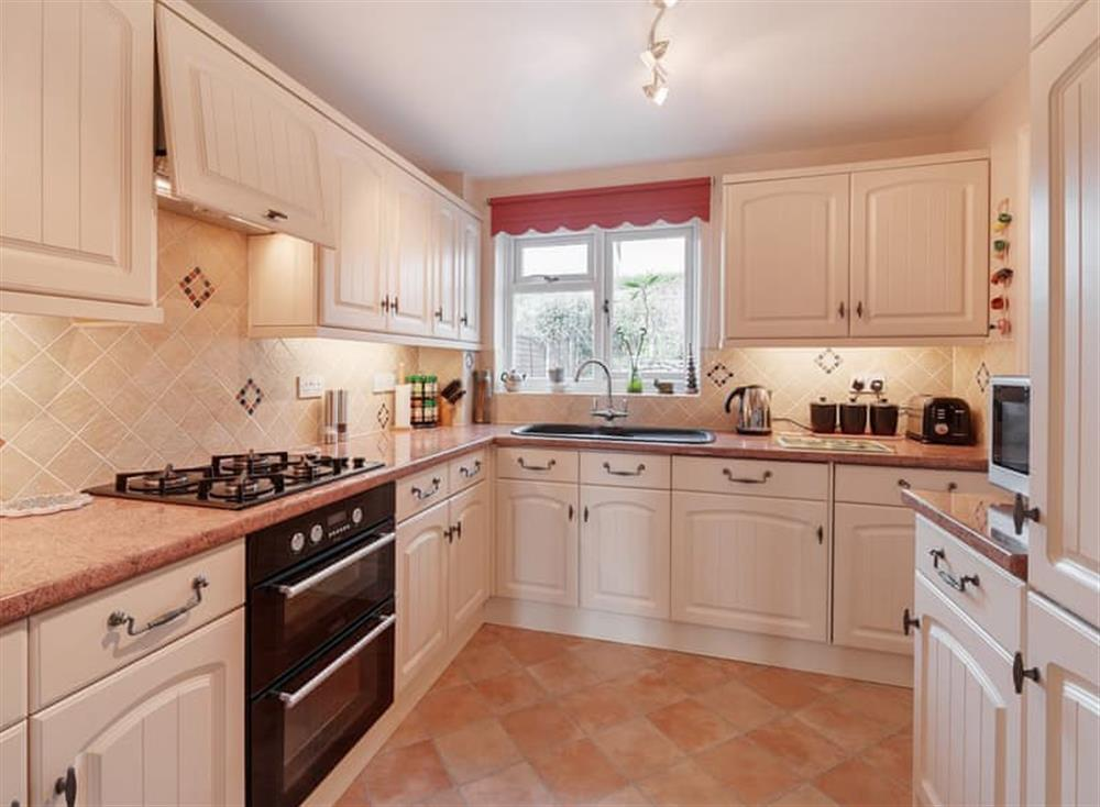 Kitchen at 24 Steed Close in , Paignton