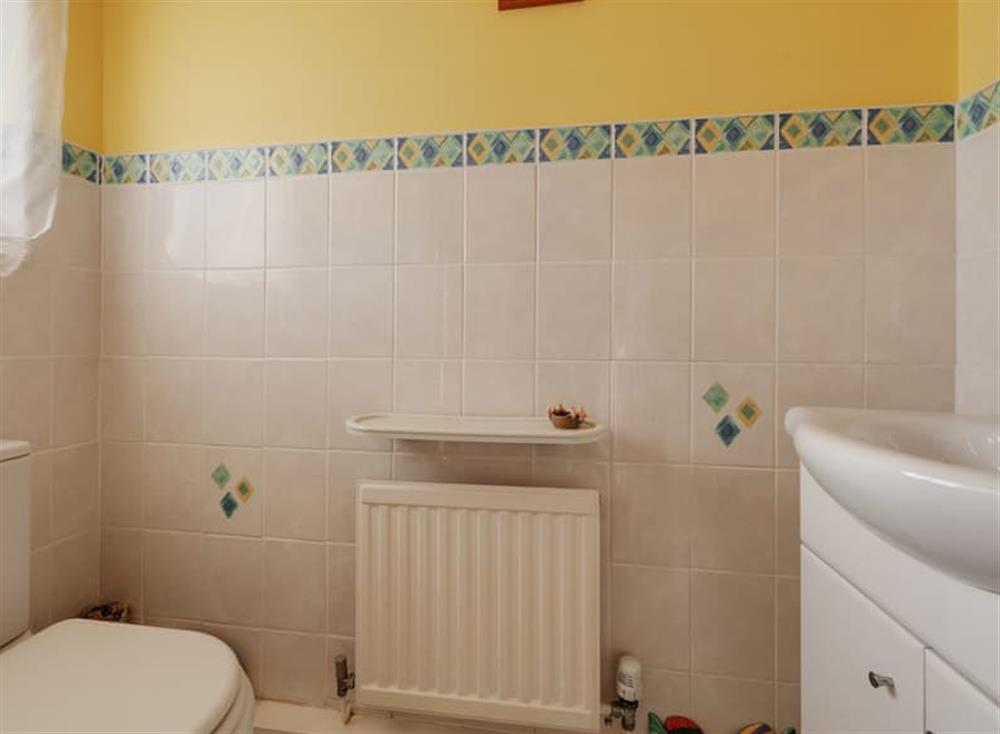 Seperate toilet at 24 Steed Close in , Paignton
