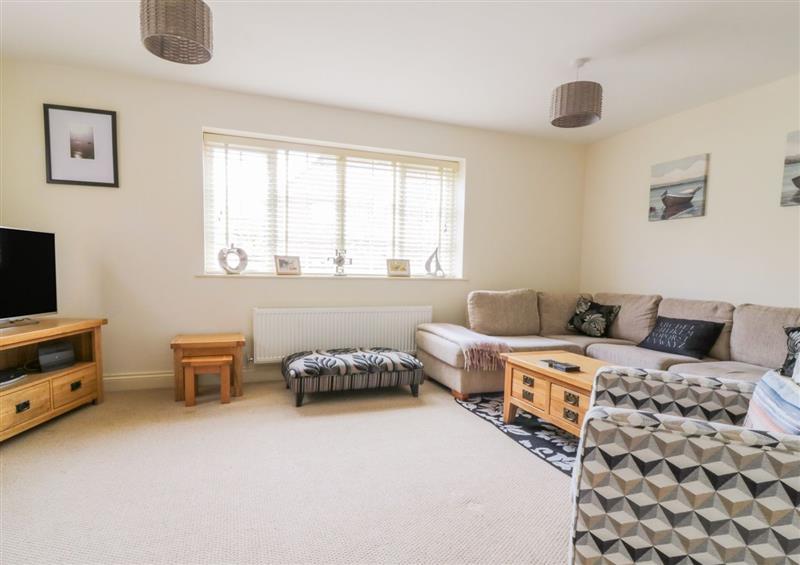 A bedroom in 26 Burtons Mill at 26 Burtons Mill, Stalham