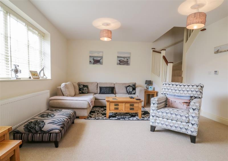 Relax in the living area at 26 Burtons Mill, Stalham