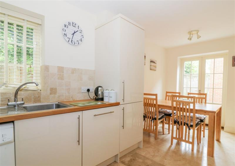 The kitchen at 26 Burtons Mill, Stalham