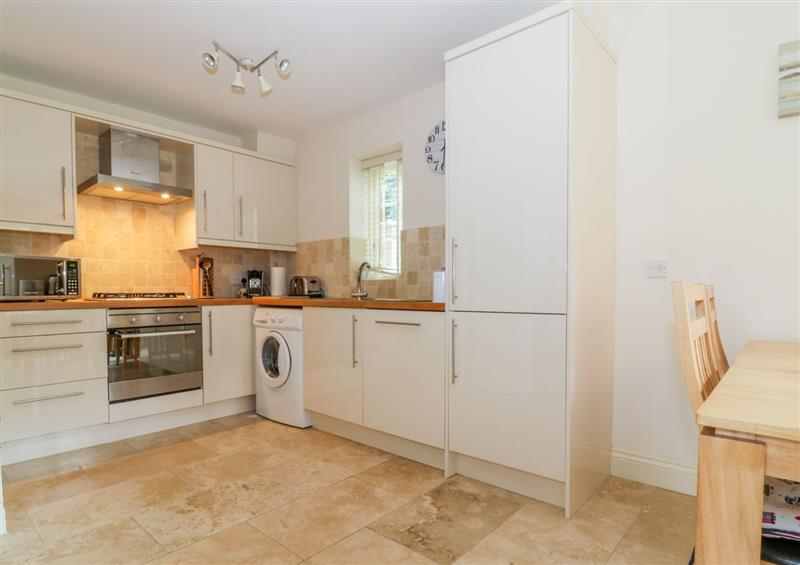 This is the kitchen at 26 Burtons Mill, Stalham