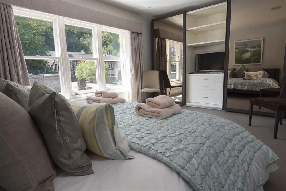 Second bedroom with super-King size bed (photo 2) at 28 Dart Marina in , Dart Marina