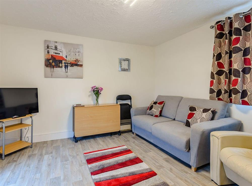 Open plan living space at 3 Bell Water Holiday Cottages in Midville, near Boston, LincolnshireLincolnshire, England