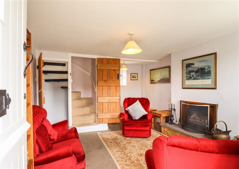 Inside at 3 Canalside Cottages, Stoke Bruerne near Roade