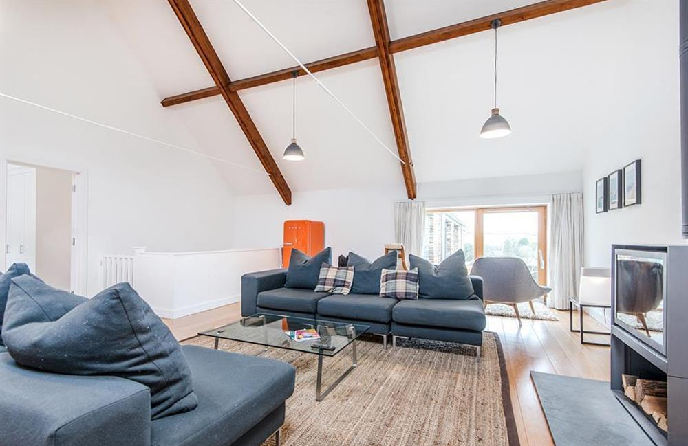 Another view of the lounge at 3 Dufour, East Allington
