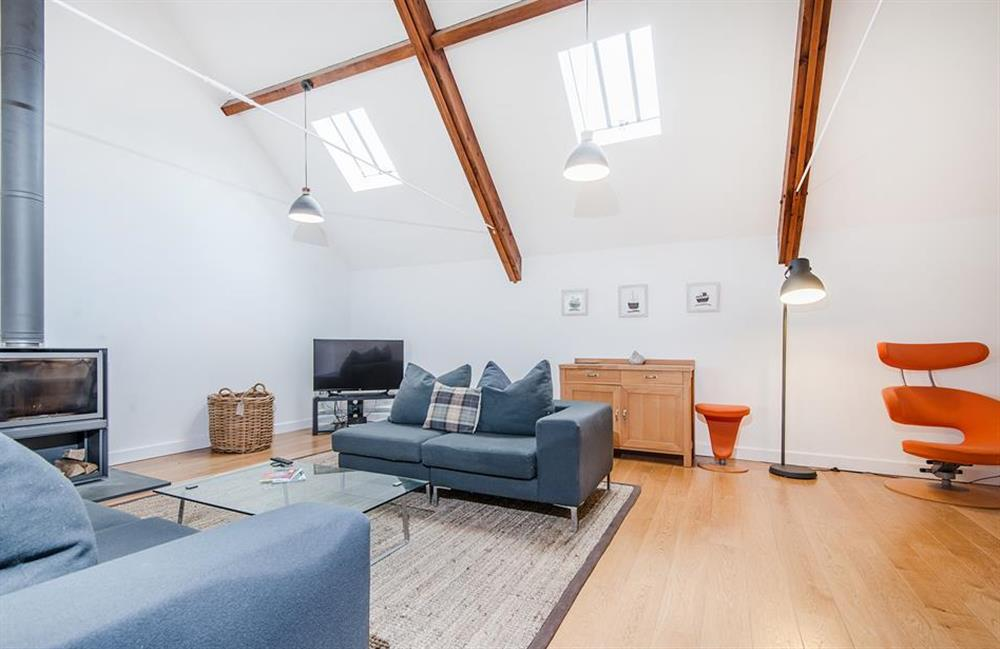 Cool and contemporary throughout at 3 Dufour, East Allington