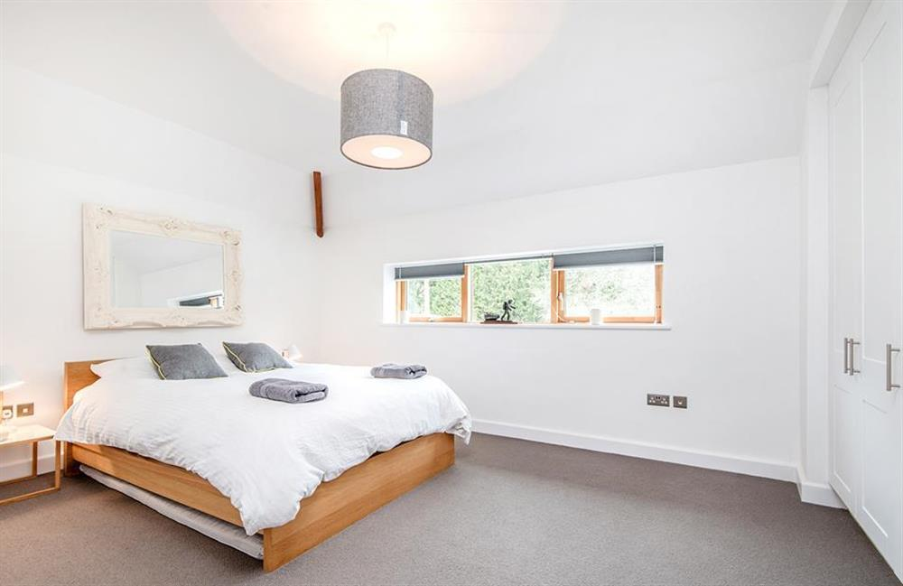The master bedroom at 3 Dufour, East Allington