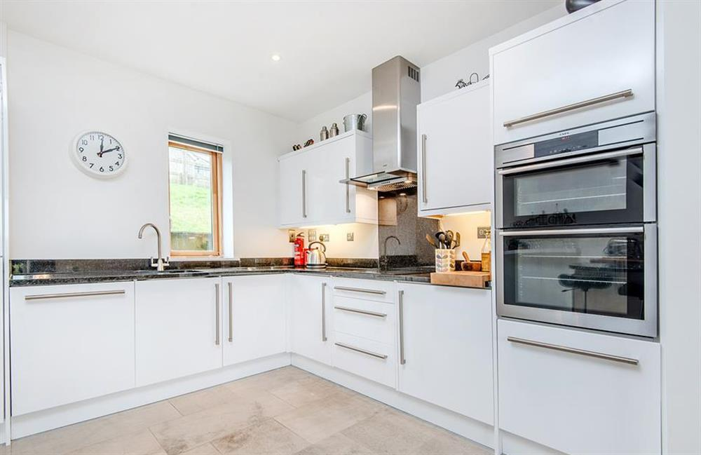 Top of the range kitchen at 3 Dufour, East Allington