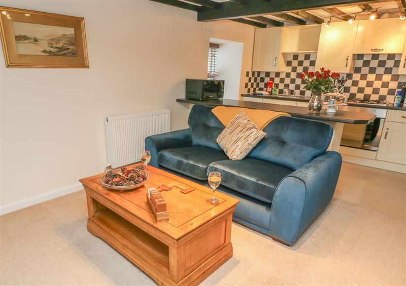Inside at 3 Eden Lodge, Kirkby Stephen