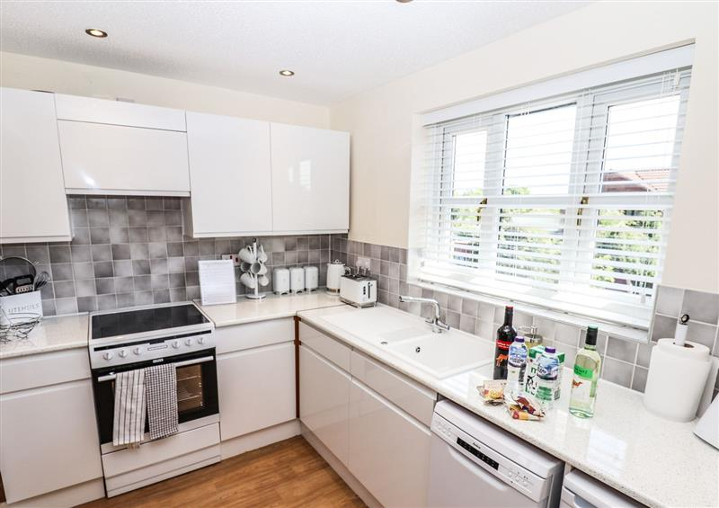 Kitchen at 3 Rothbury Place, Lytham St. Annes